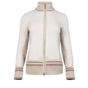 Dale of Norway Viktoria Fem Jacket Reh vig. / Offwhite / Bronze mele/ Bitter chocolate-20