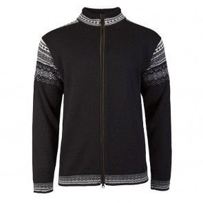Dale of Norway Bergen masc. Black / Smoke / Off white-20