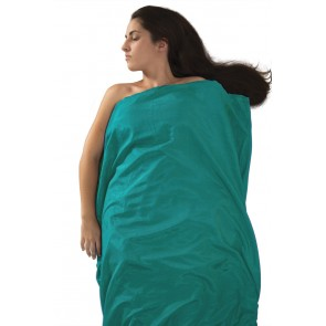 Sea To Summit Silk/Cotton Travel Liner Traveller (with Pillow Slip) Sea Foam-20