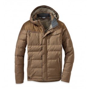 Outdoor Research Men's Whitefish Down Jacket Coyote-20