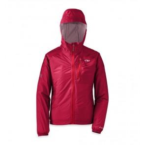 Outdoor Research Women's Helium II Jacket scarlet-20