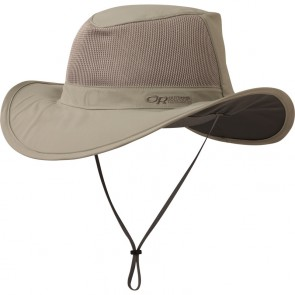 Outdoor Research Ghost Rain Hat Khaki-20