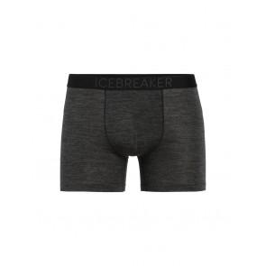 Icebreaker Men Anatomica Cool-Lite Boxers Black HTHR-20