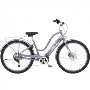 Electra Townie Path Go! 10D Step Thru EU M Holographic-20
