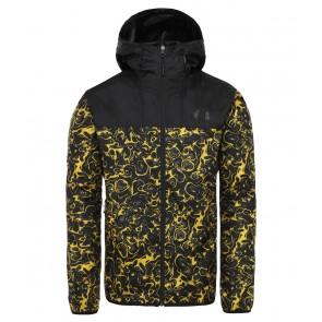 The North Face Men's Novelty Cyclone 2.0 Jacket LEOPARDYELLOW1994RAGEPRNT-20
