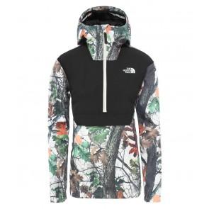 The North Face Women's Waterproof Fanorak Jacket STRIDER PRINT-20