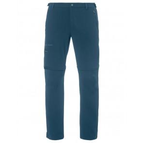 VAUDE Men's Farley Stretch T-Zip Pants II baltic sea-20