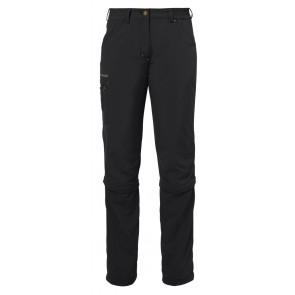 VAUDE Women's Farley ZO Capri Pants black-20