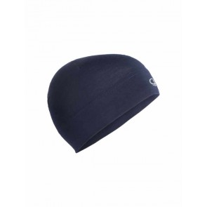 Icebreaker Adult Chase Beanie Midnight Navy-20