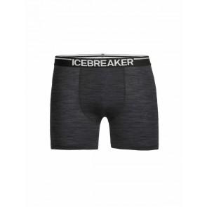 Icebreaker Mens Anatomica Boxers Jet HTHR-20