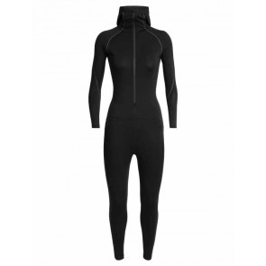 Icebreaker Wmns 200 Zone One Sheep Suit Black-20