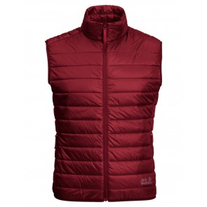 Jack Wolfskin Jwp Vest M dark lacquer red-20