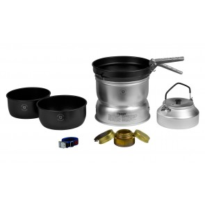 Trangia Storm Cooker 25-6 UL Large all Non-stick with Kettel-20