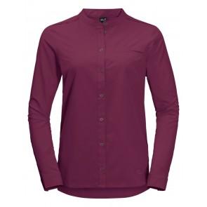 Jack Wolfskin Victoria Roll-Up Shirt W wild berry-20