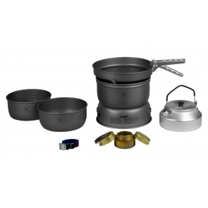 Trangia Storm Cooker 25-2 HA Large with Kettel-20