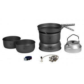 Trangia Storm Cooker 25-2 HA Large, with Gas Burner-20