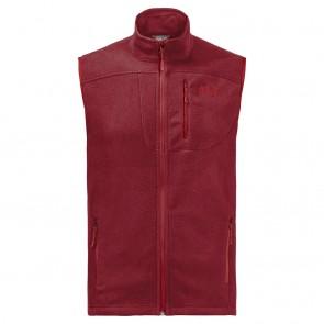 Jack Wolfskin Thunder Bay Vest Men dark lacquer red-20