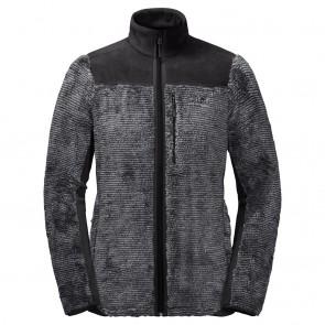 Jack Wolfskin Stone Pine Jacket M slate grey stripes-20