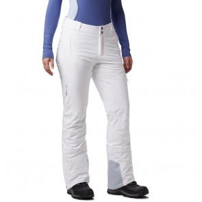 Columbia Snow RIVal Pant White-20