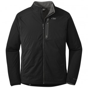 Outdoor Research Men's Ascendant Jacket black/pewter-20