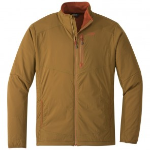 Outdoor Research Men's Ascendant Jacket ochre/burnt orange-20