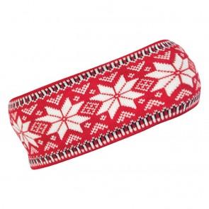 Dale of Norway Garmisch Headband Raspberry /Off white / Navy-20