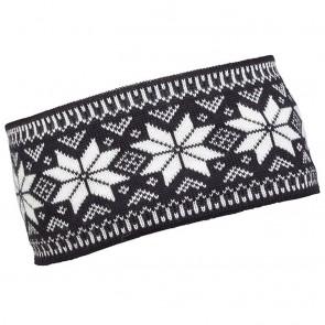Dale of Norway Garmisch Headband Black / Off white / Dark charcoal-20