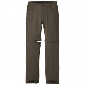 "Outdoor Research Men's Ferrosi Convertible Pants 32"" mushroom-20"