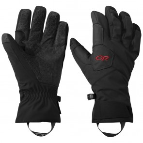Outdoor Research BitterBlaze Gloves black/tomato-20