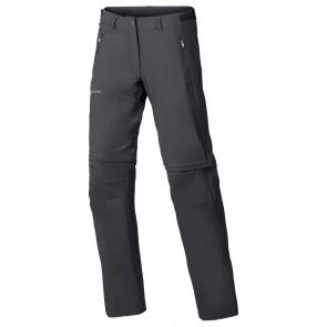 VAUDE Women's Farley Stretch ZO T-Zip Pants iron-20