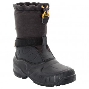 Jack Wolfskin Iceland High K black / burly yellow XT-20
