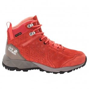 Jack Wolfskin Cascade Hike Lt Texapore Mid W red / orange-20