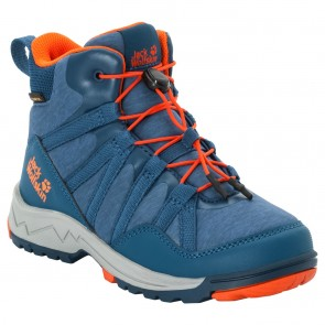 Jack Wolfskin Thunderbolt Texapore Mid K blue / orange-20