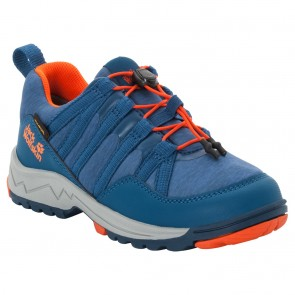Jack Wolfskin Thunderbolt Texapore Low K blue / orange-20