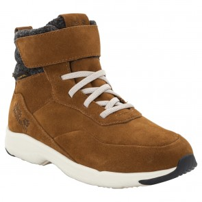 Jack Wolfskin City Bug Texapore Mid K desert brown / champagne-20