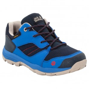 Jack Wolfskin Mtn Attack 3 Xt Texapore Low K dark blue / light blue-20