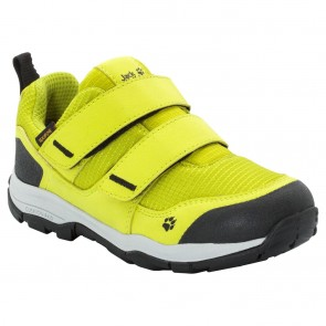 Jack Wolfskin Mtn Attack 3 Texapore Low Vc K lime / black-20