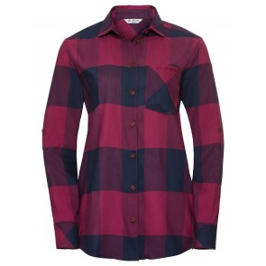 VAUDE Women's Farsund LS Shirt passion fruit-20
