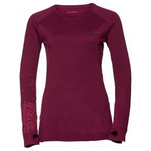 VAUDE Women's Base LS Shirt passion fruit-20
