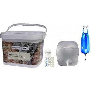 Katadyn Water Package-Typ 2-20