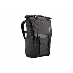 THULE Covert DSLR Rolltop Backpack Black-20
