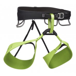 Black Diamond Solution Harness-Honnold Edtn Verde-20