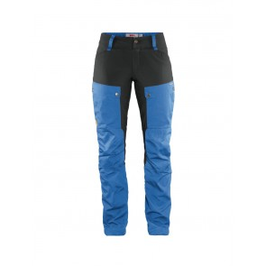 FjallRaven Keb Trousers Curved W UN Blue-Stone Grey-20