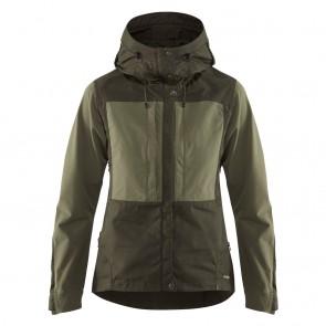 FjallRaven Keb Jacket W Deep Forest-Laurel Green-20