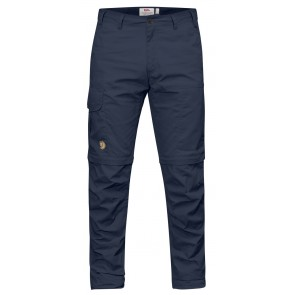 FjallRaven Karl Pro Zip-Off Trousers M Dark Navy-20