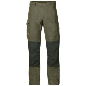 FjallRaven Barents Pro Trousers M Long Laurel Green-Deep Forest-20