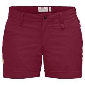 FjallRaven Abisko Stretch Shorts W Plum-20