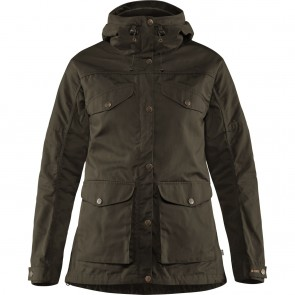 FjallRaven Vidda Pro jacket W Dark Olive-20