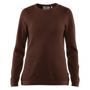 FjallRaven High Coast Merino Sweater W Marron-20