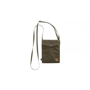 FjallRaven Pocket Dark Olive-20